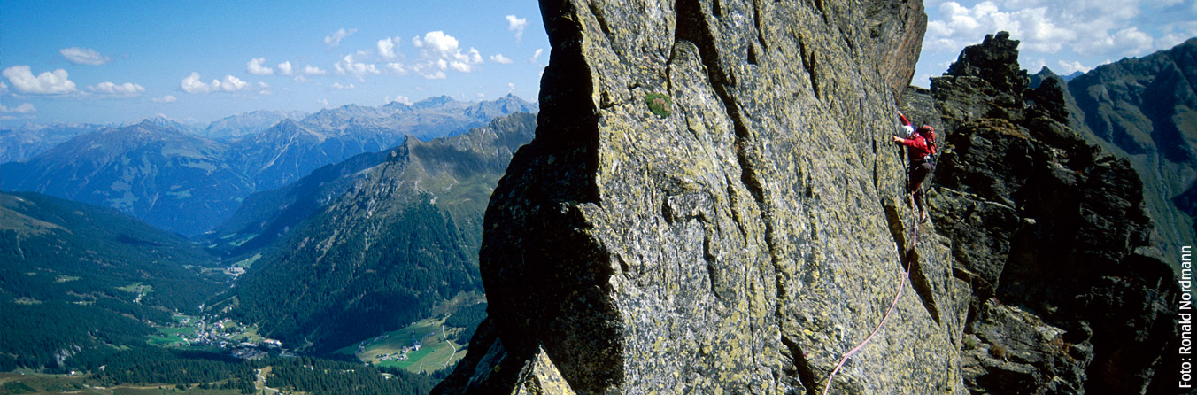 Kletterführer Alpin