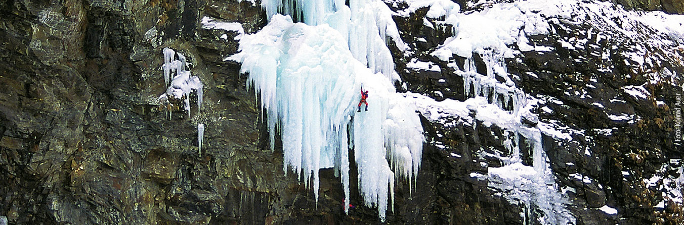 Kletterführer Eisklettern