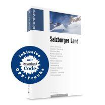 Skitourenführer Skiführer Salzburger Land inkl. GPS-Tracks
