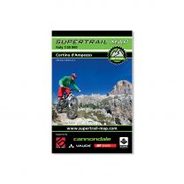 MTB Trail- Map Cortina d'Ampezzo