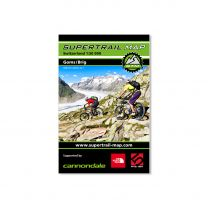 MTB Trail- Map Goms / Brig