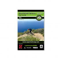 MTB Trail- Map Elba