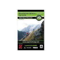 MTB Trail- Map Valle Maira/Piemonte