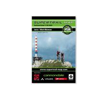 MTB Trail- Map Jura / Biel-Bienne