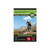 MTB Trail- Map Martigny / Grand St. Bernard