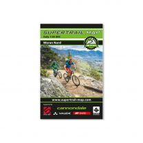 MTB Trail- Map Meran Nord