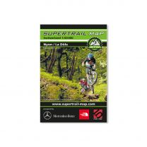 MTB Trail- Map Nyon / La Dole