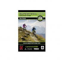 MTB Trail- Map Bas-Valais