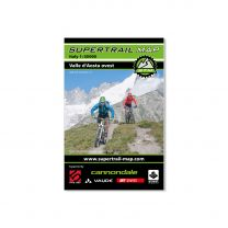 MTB Trail- Map Aostatal West