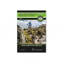 MTB Trail- Map Visp
