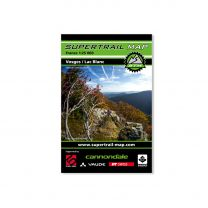 MTB Trail- Map Vogesen / Lac Blanc