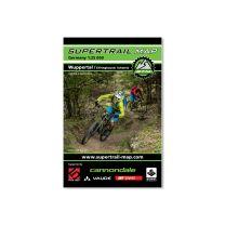 MTB Trail-Map Wuppertal / Elfringhauser Schweiz