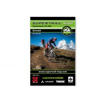 MTB Trail- Map Zermatt