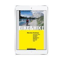 ebook Mountainbike Bike and Hike Münchner Hausberge