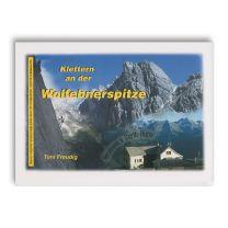 Alpinklettern an der Wolfebnerspitze