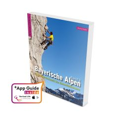 Klettertopo Kletterführer Bayerische Alpen Band 3
