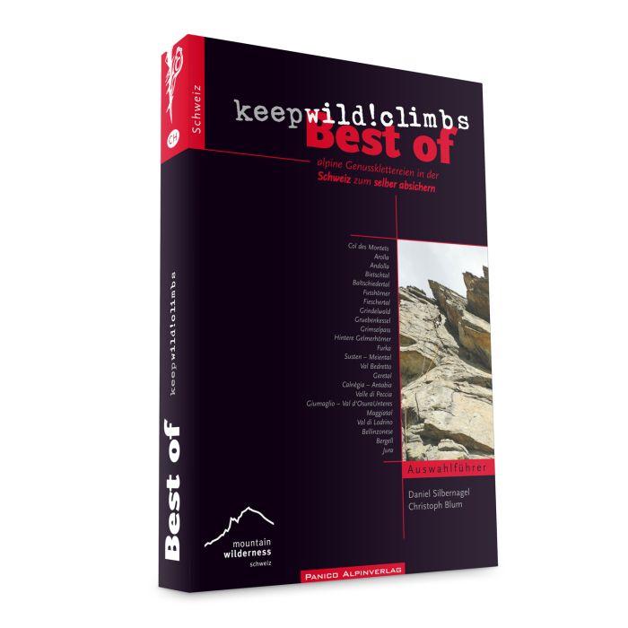 Kletterfuhrer Best Of Keepwild Cleanclimbing Schweiz