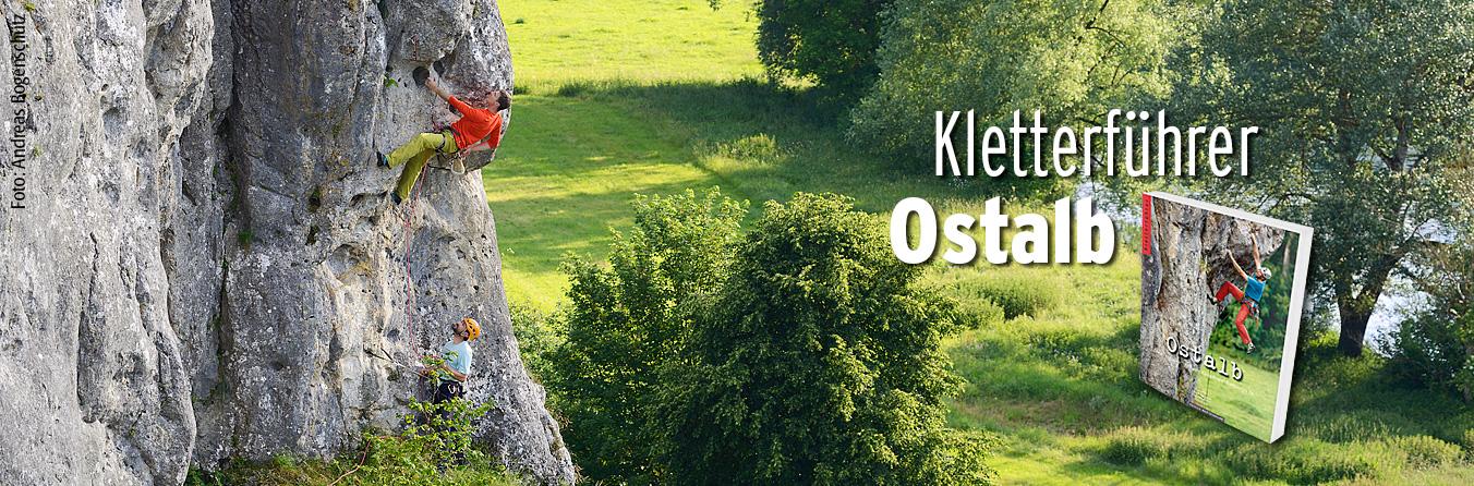 Kletterführer Ostalb