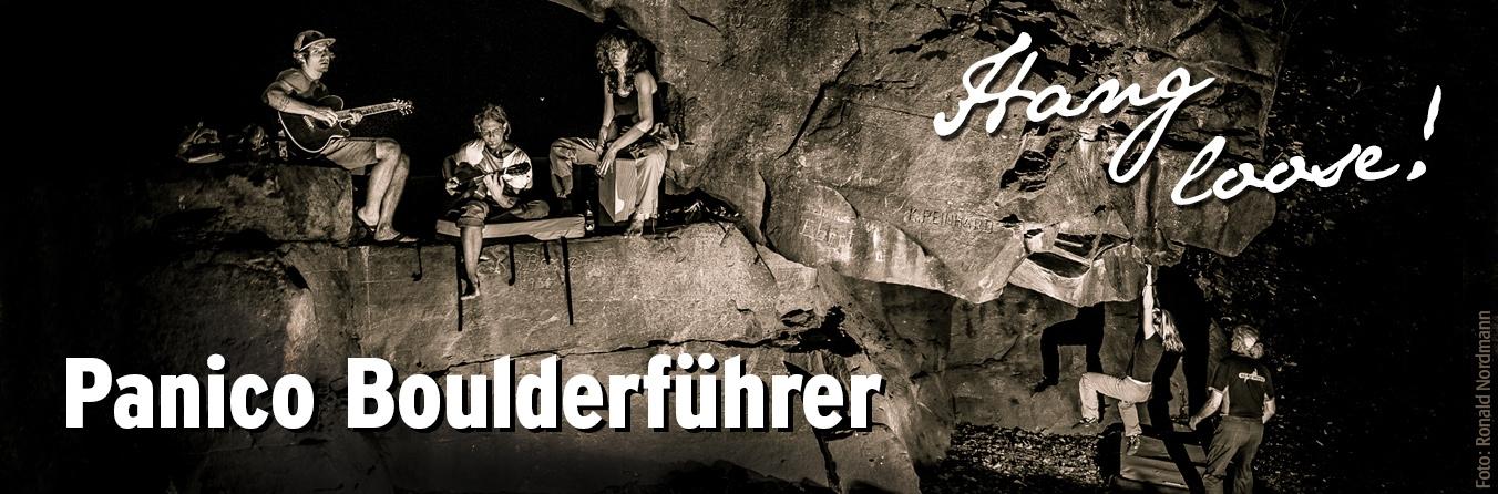 Panico Boulderführer