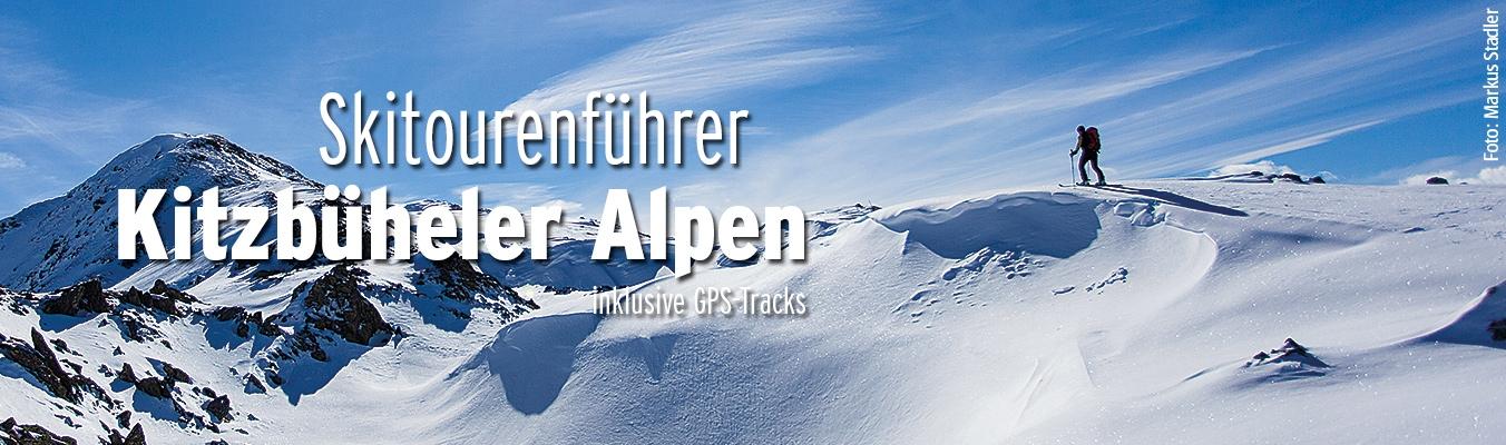Kitzbüheler Alpen - Skitourenführer
