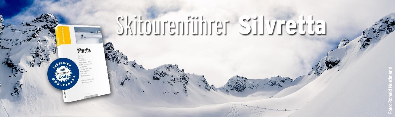 Skitourenführer Silvretta