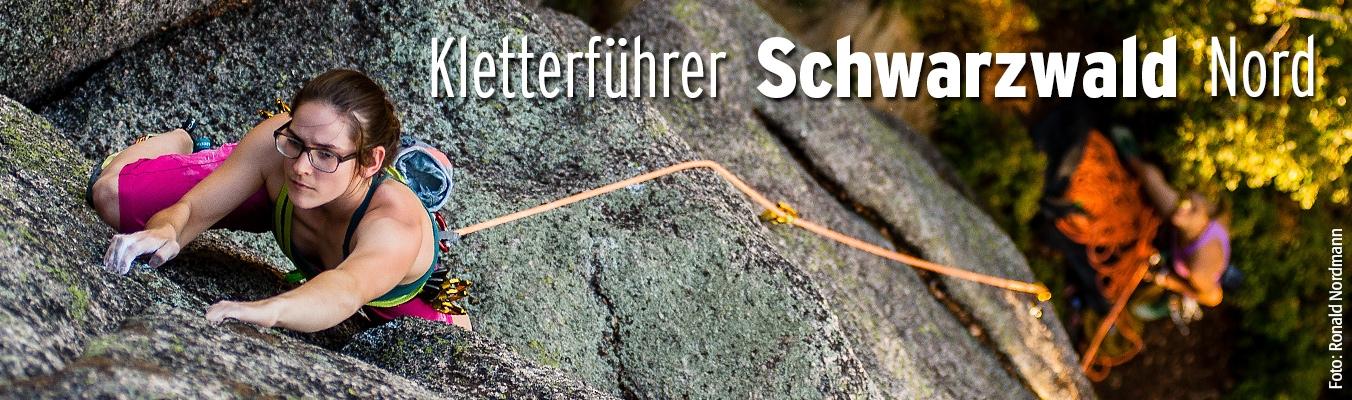 Schwarzwald Nord - Kletterführer