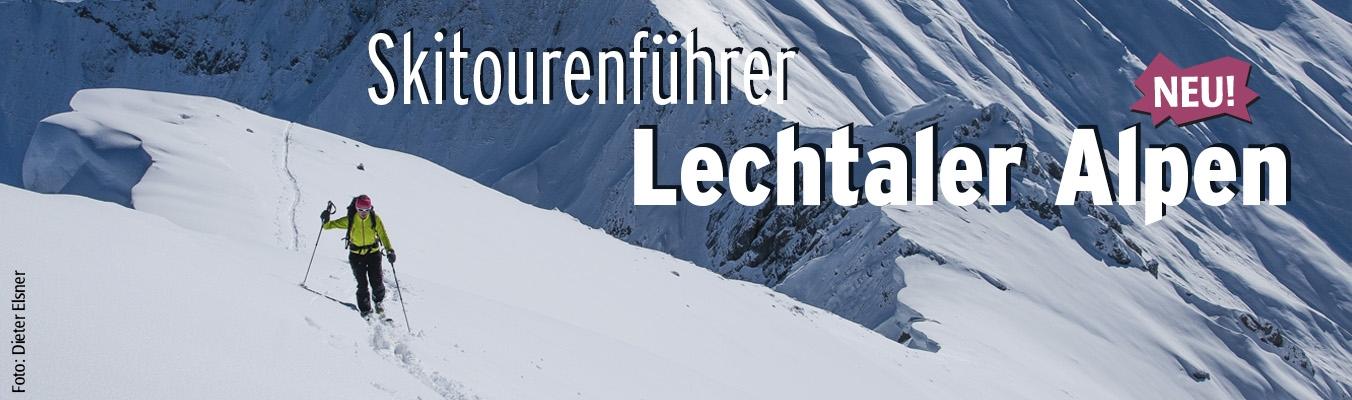 Lechtaler Alpen - Skiführer