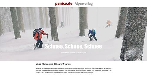 Kletterführer Skitourenführer Alpinkletterführer Hochtouren Skibergsteigen